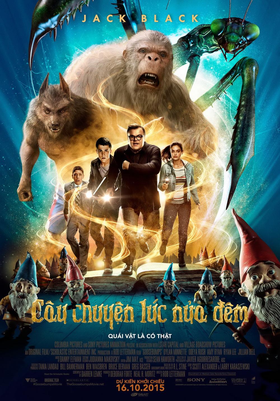 Lịch chiếu phim hay, bom tấn vào tháng 10 năm 2015
