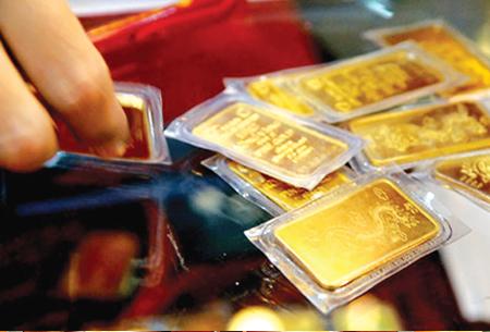 Cập nhật giá vàng ngày 23/9: Giá vàng giảm tới 150.000 đồng/lượng