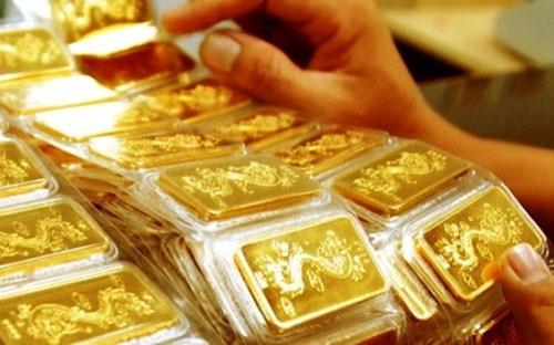Cập nhật giá vàng phiên cuối cùng của tháng 9: Giá vàng tiếp tục lao dốc