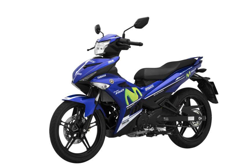 Cập nhật giá bán Exciter 150 Movistar và bảng giá xe máy Yamaha mới nhất