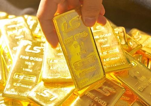Giá vàng giảm sâu tới 130.000 đồng/lượng, tỷ giá USD tăng nhẹ