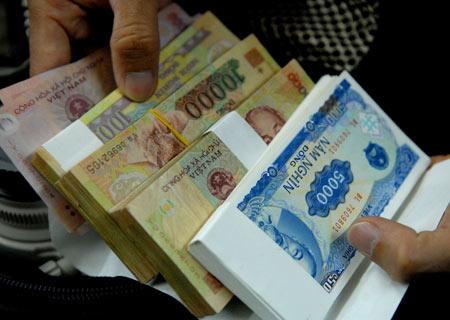 Bảng giá đổi tiền VND, USD các mệnh giá