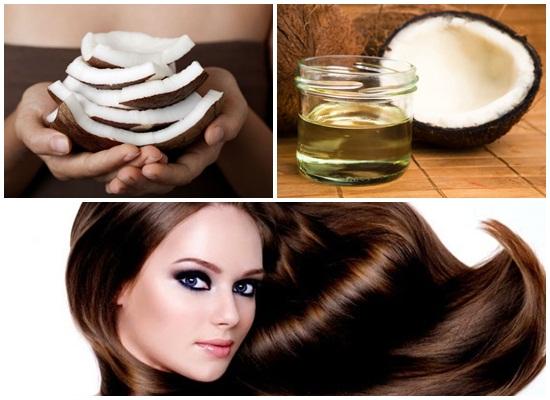 Tổng hợp các cách dưỡng tóc bằng dầu dừa trong mùa lạnh