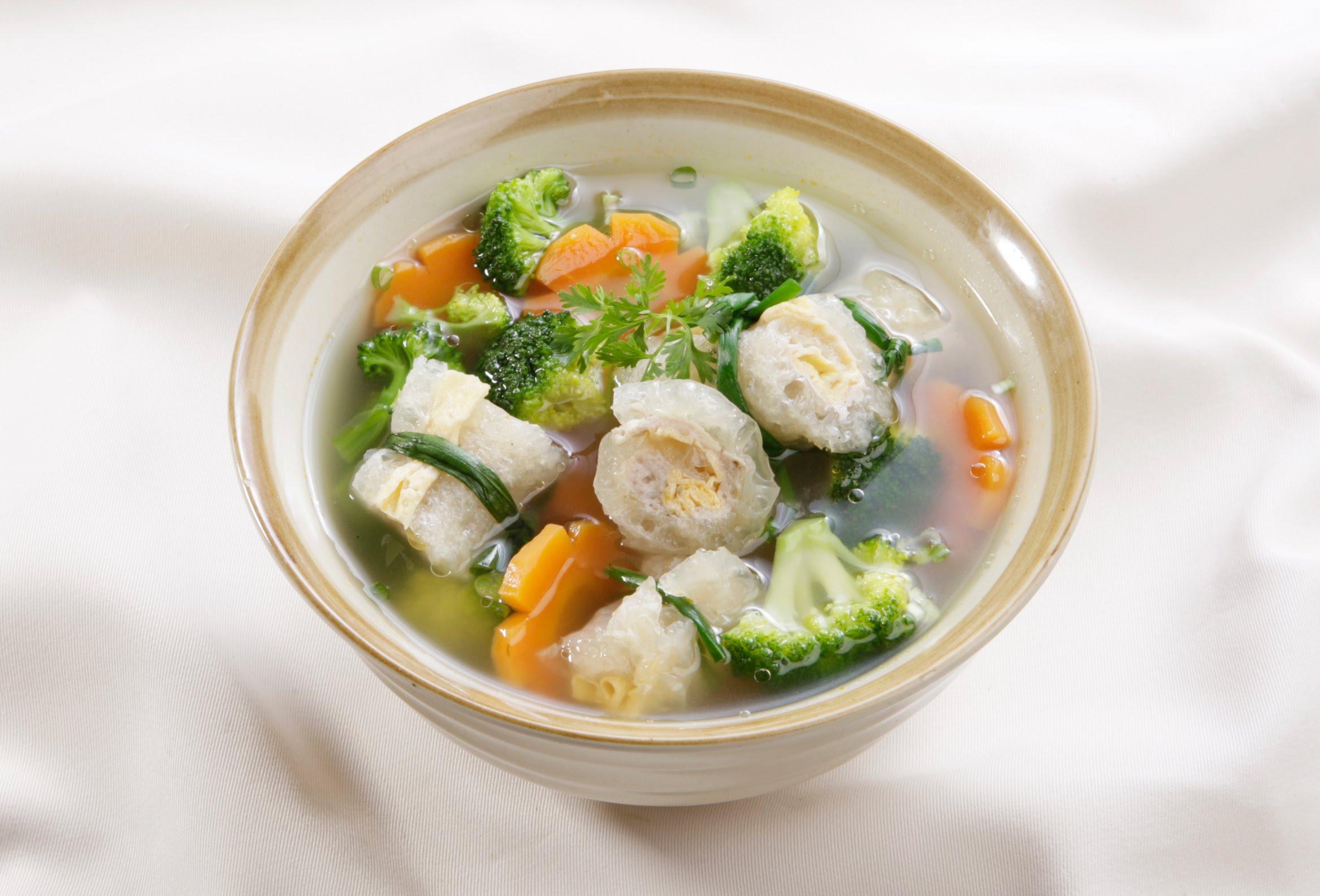 Những món ăn ngon kiêm bài thuốc chữa bệnh trong mùa lạnh