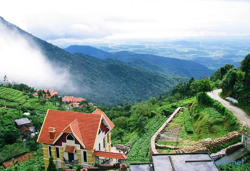 Những địa điểm du lịch giá rẻ gần Hà Nội