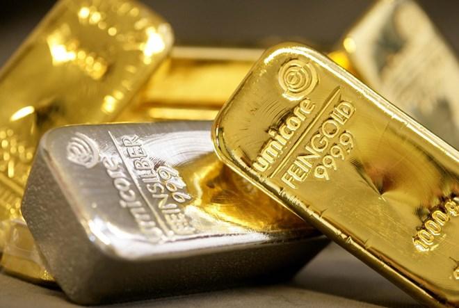 Giá vàng SJC tiếp tục lao dốc, tỷ giá USD tăng vọt
