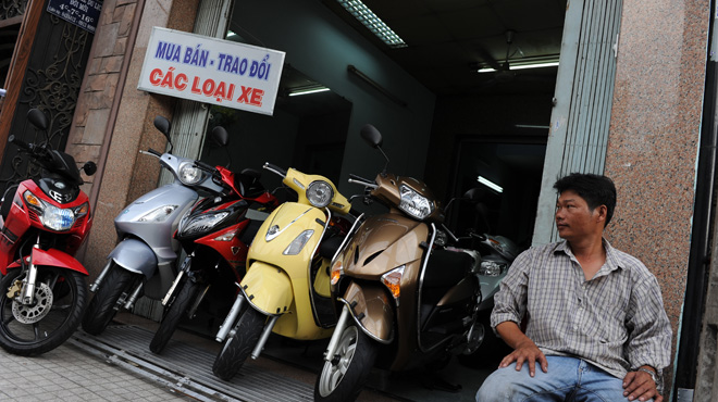 Mẹo định giá chính xác khi mua bán xe máy cũ