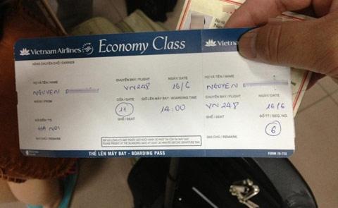 Chi phí và thủ tục hoàn vé của Vietnam Airlines tại Việt Nam