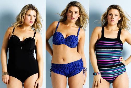 Cách chọn bikini cho người béo