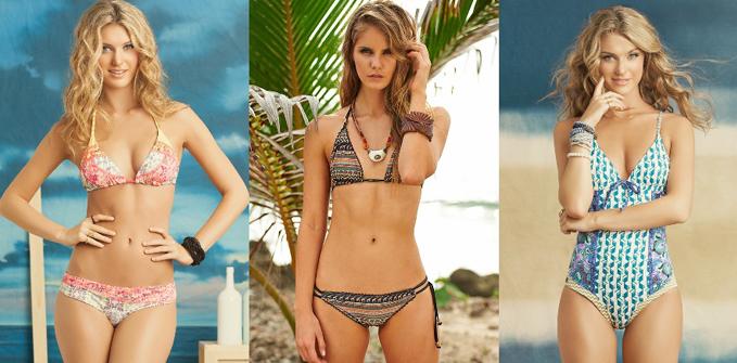 Cách chọn bikini cho người có vòng 1