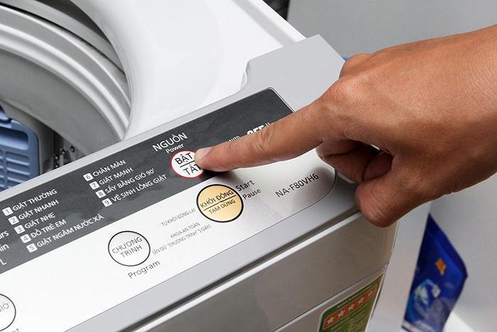 Cách sử dụng máy giặt sao cho tiết kiệm điện nhất