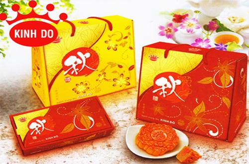 Bảng giá bánh trung thu Kinh Đô 2016