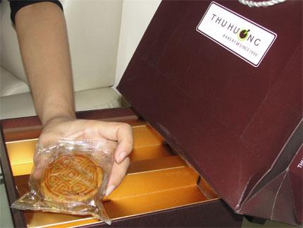 Bảng giá tham khảo các mẫu bánh trung thu Thu Hương