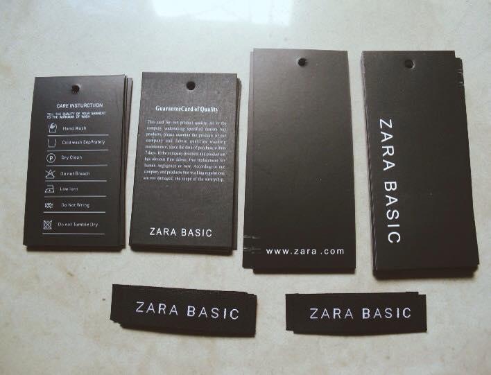 Những cách phân biệt quần áo Zara thật và hàng fake