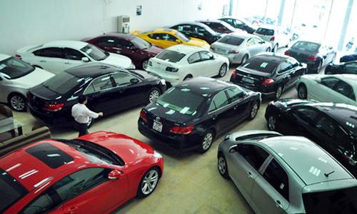Một số lưu ý khi mua xe ô tô nhập khẩu cũ