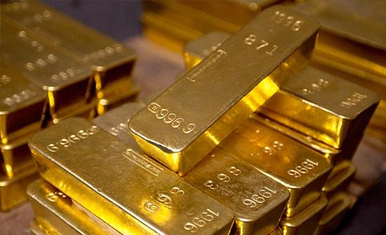Giá vàng bất ngờ lao dốc sau phiên tăng mạnh ngày hôm qua