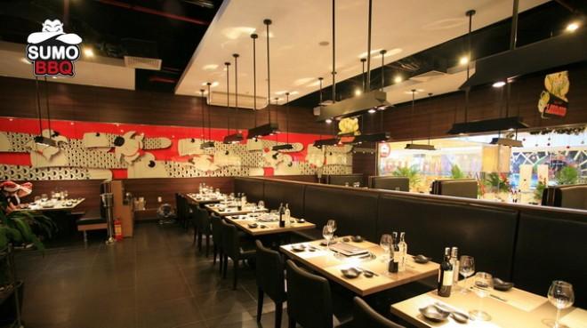 3. Sumo BBQ – Lẩu & Nướng Nhật Bản