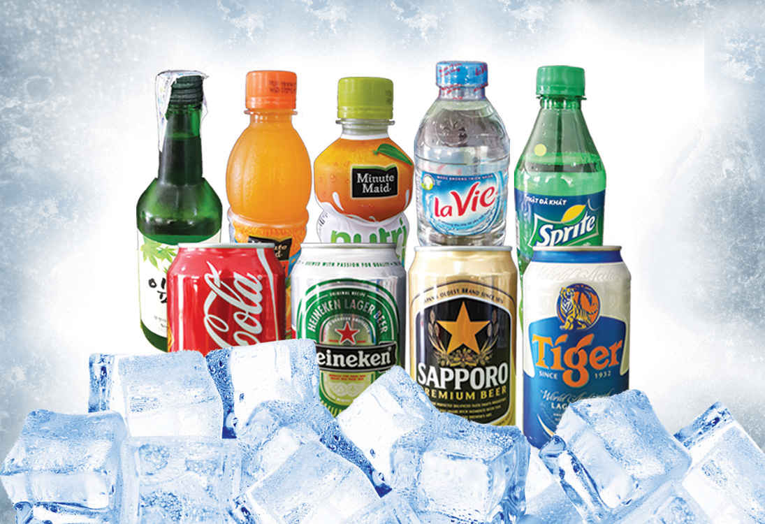 Cập nhật giá bán các loại nước ngọt thị trường Tết Nguyên Đán 2017
