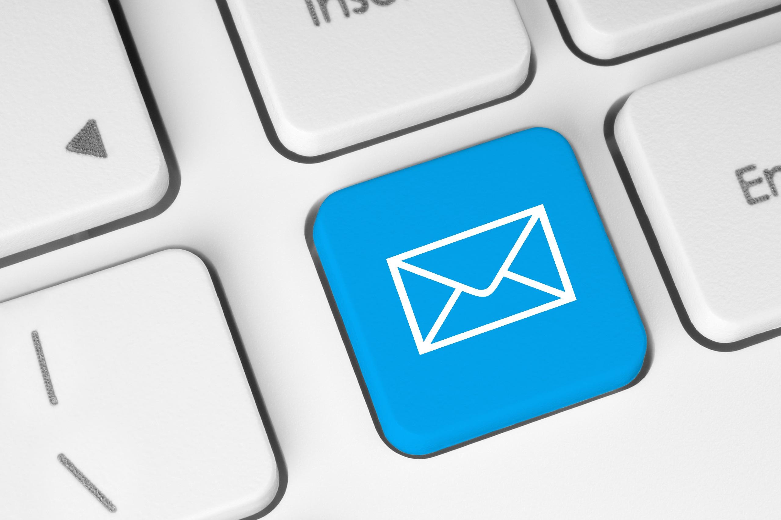 Các từ viết tắt có sẵn trong các trình duyệt email thường được dùng