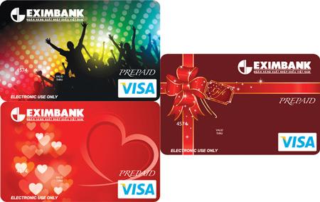 Nhiều ưu đãi dành cho chủ thẻ Eximbank