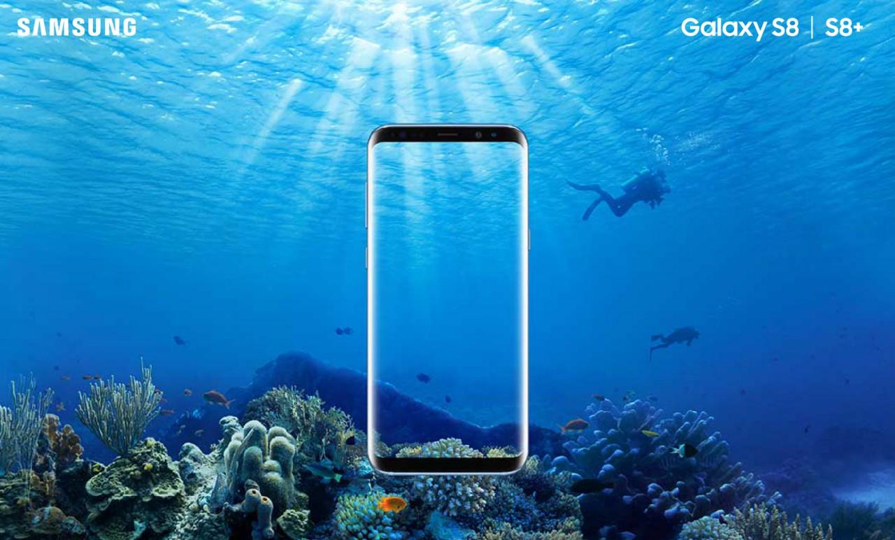 Siêu phẩm Samsung S8: