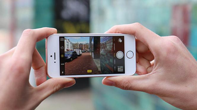 Bí quyết chụp ảnh đẹp bằng camera iPhone