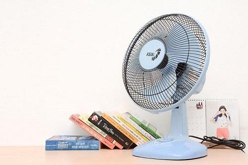 Kinh nghiệm chọn mua quạt điện cho những ngày nắng nóng