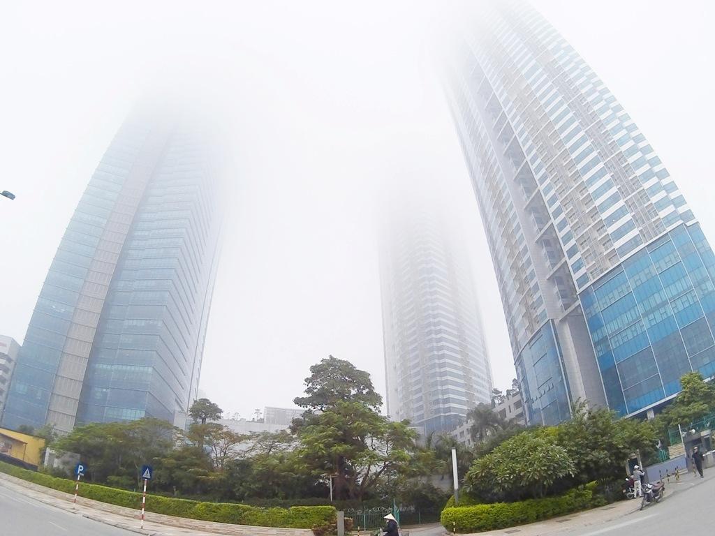 Hà Nội: Nhà cao tầng