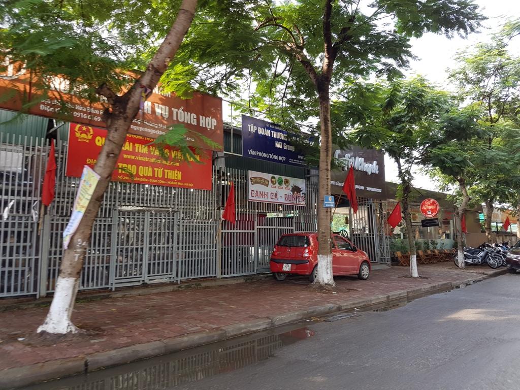 """Hà Nội: Hàng nghìn mét vuông đất nông nghiệp đang bị """"xẻ thịt"""""""