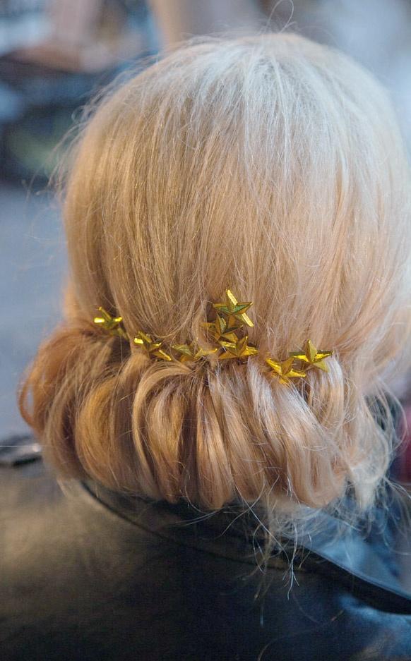 Những kiểu tóc trẻ chung, cá tính dành cho nàng tóc dài đi chơi Tết
