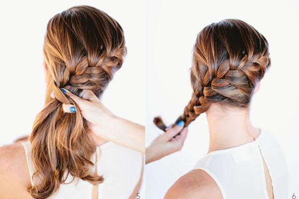 Hướng dẫn cách tự tết tóc đơn giản mà đẹp