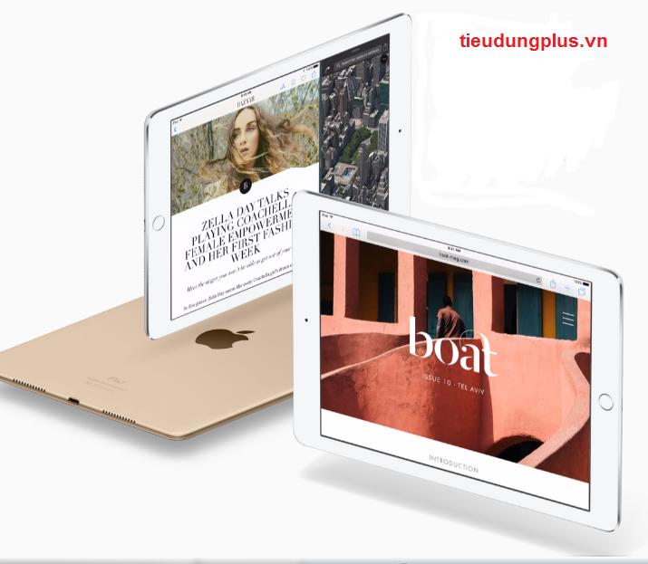 Thông số khĩ thuật của iPad Pro màn hình 9,7-inch