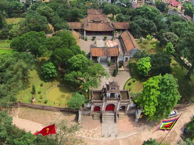 Cổ Loa (Loa Thành) là di tích kinh thành của đất nước Âu Lạc từ thế kỷ 3 TCN và nhà nước của vua Ngô Quyền thế kỷ 10 SCN. Đây là quần thể thành cổ