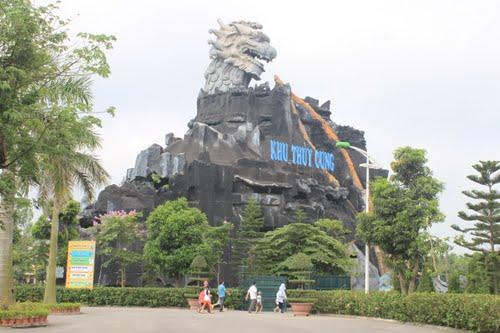 Thiên đường Bảo Sơn là khu vui chơi Du lịch gần Hà Nội