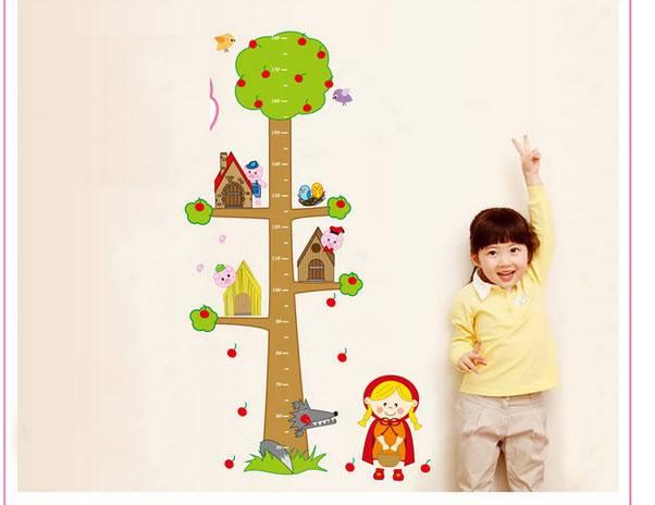 Cách tính dựa vào chiều cao khi trẻ được 2 tuổi