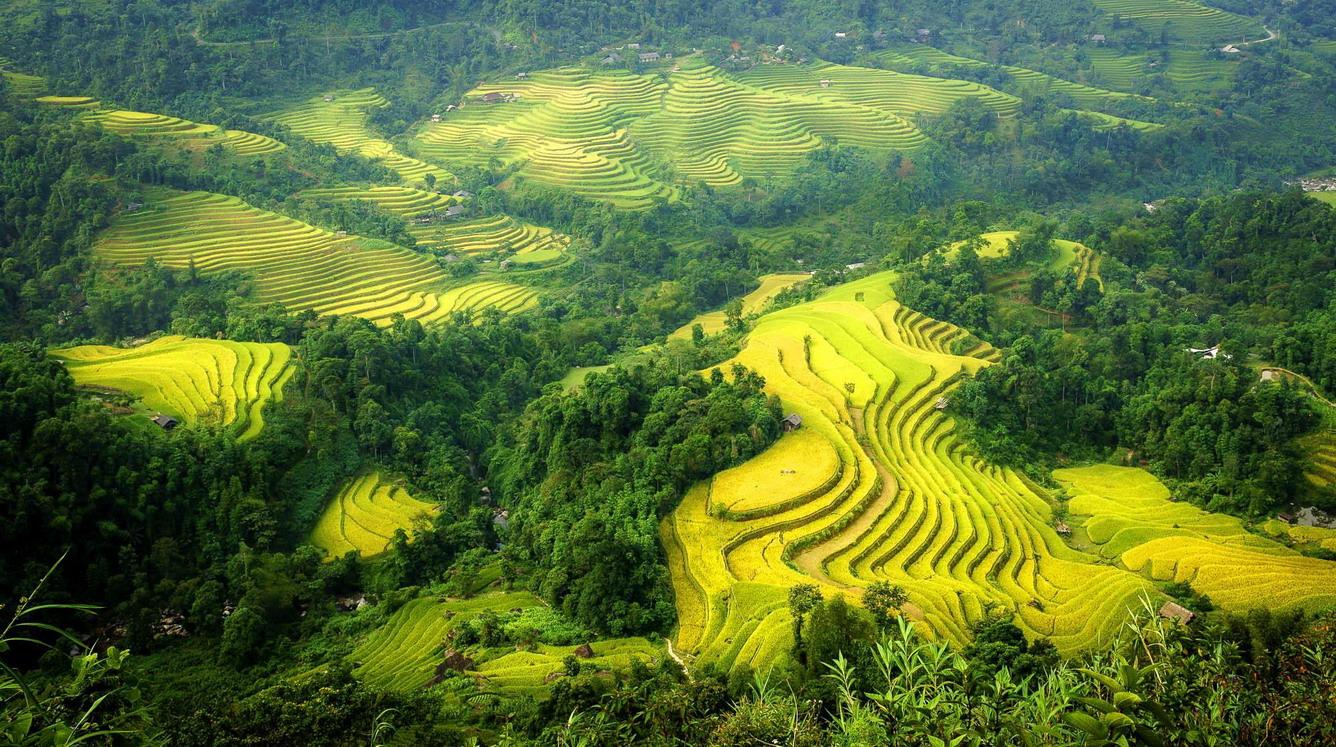 15 điểm du lịch mùa thu đẹp hút hồn tại Việt Nam