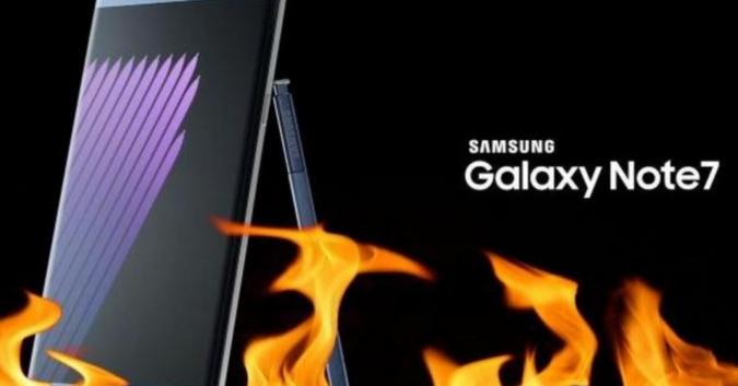 Samsung và chính quyền Hàn Quốc điều tra nguyên nhân gây cháy Galaxy Note 7
