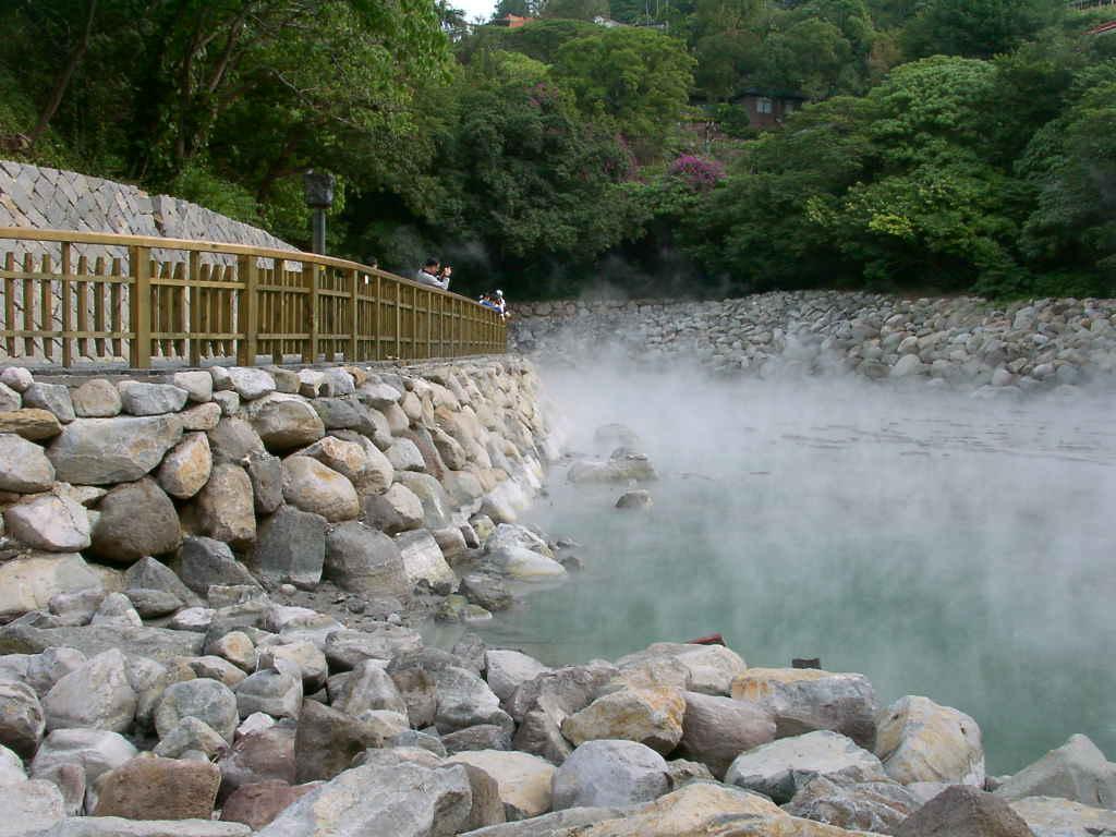 Những suối khoáng nước nóng bạn nên đến trong mùa Đông