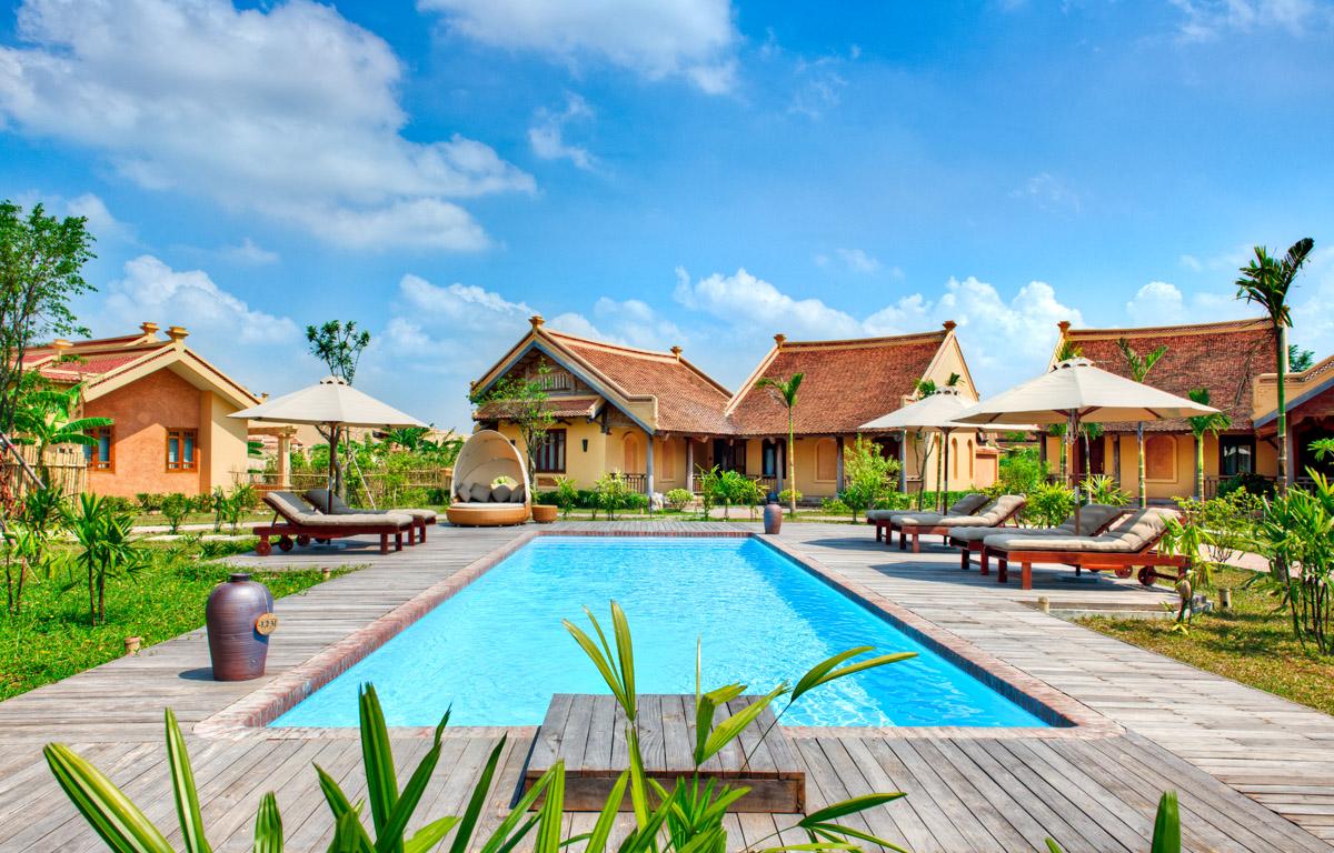 26 resort quanh Hà Nội phù hợp cho ngày nghỉ cuối tuần
