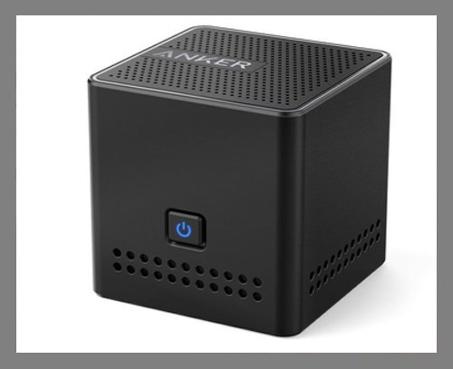 A pocket-size Bluetooth speaker