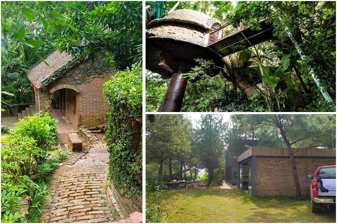 3 khu nghỉ dưỡng đẹp như mơ giữa 'Rừng' cách Hà Nội 30km