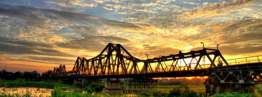 Hà Nội cấm xe lưu thông trên cầu Long Biên để sửa chữa