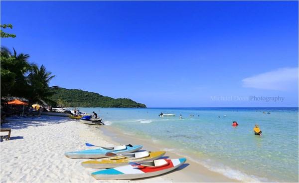 6 bãi biển nổi tiếng của Việt Nam được nhiều người lựa chọn cho hè 2018