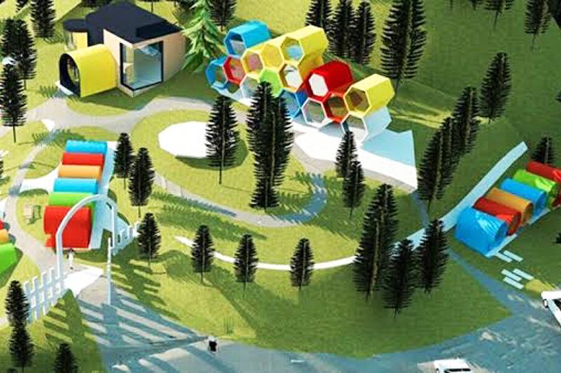 Thiết kế toàn cảnh homestay Tubotelsapa