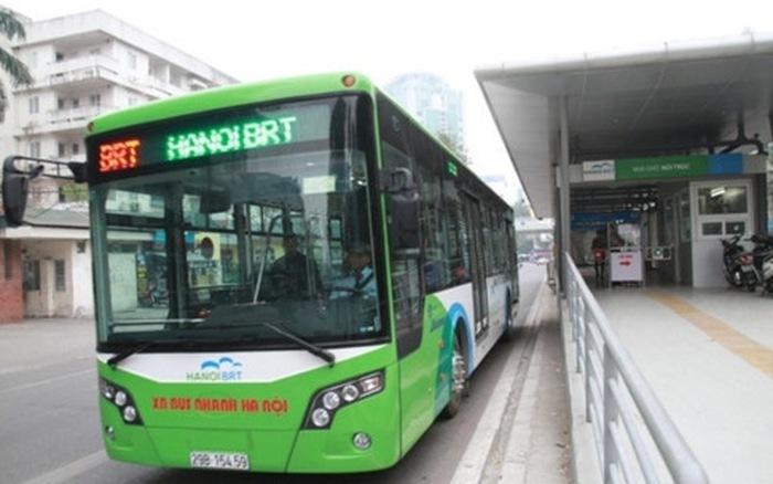 Hà Nội sẽ mở thêm 7 tuyến buýt nhanh BRT