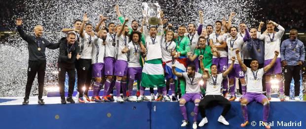 Top 10 câu lạc bộ bóng đá giàu nhất thế giới