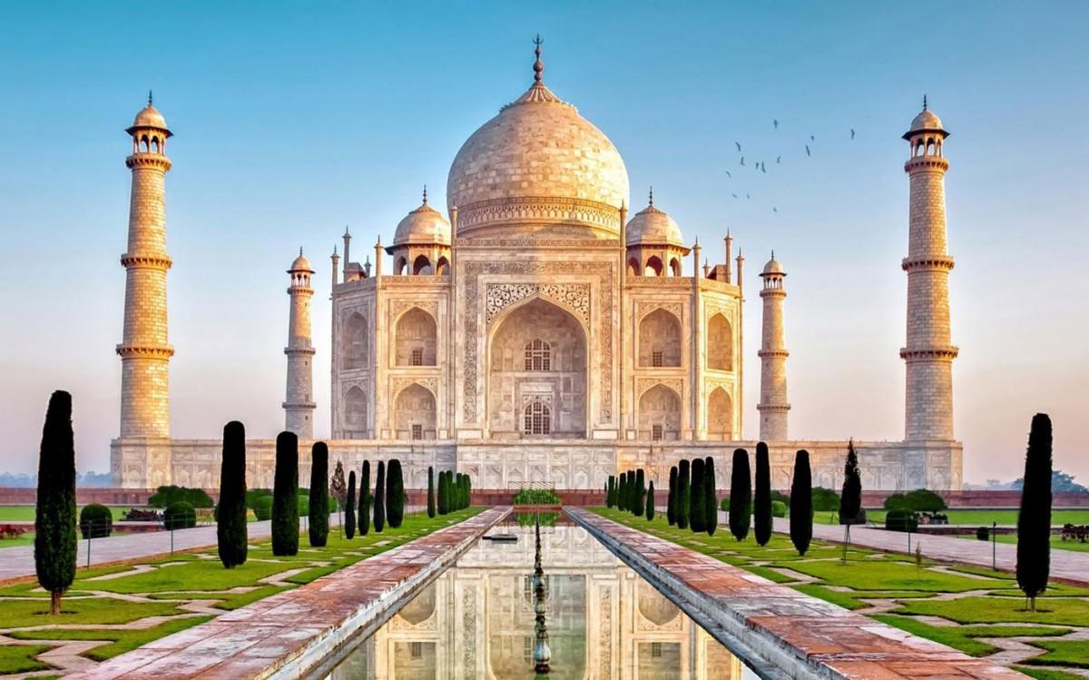 Khám phá 24 kỳ quan kiến trúc vĩ đại nhất của thế giới
