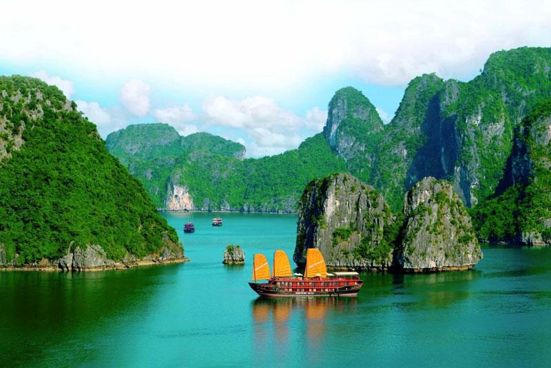 Việt Nam được bầu chọn là điểm đến hàng đầu cho du lịch Đông Nam Á năm 2017