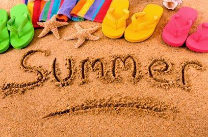 Tháng 8 vẫn là thời gian các bé nghỉ hè