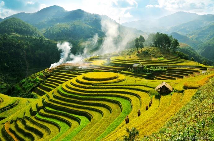 Những điểm du lịch tuyệt đẹp ở Việt Nam bạn nhất định phải ghé thăm